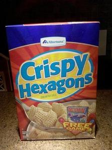 Crispy_hexagons Whitelabel Product